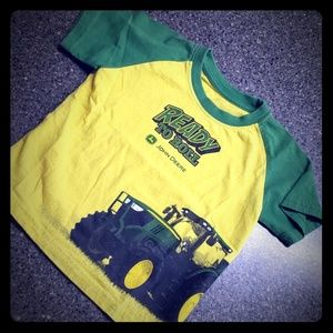 Toddler John Deere Shirt